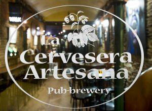 Benvinguts a la cervesera artesana