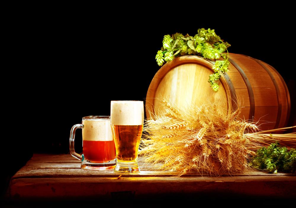 Los ingredientes de la cerveza